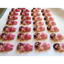 10 Lembrancinhas Bebê Em Biscuit Imã