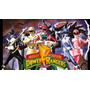 Power Rangers Mighty Morphin Aliens Zeo Completa Dvd