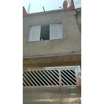 Casa 2 Andares Indo Pro Terceiro ,com 6 Comodos