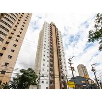 Lindo Apartamento Com Tranferencia De Dívida No Jd Analia Franco, Andar Alto, Vista Para Ceret - Cod: 317298 - 317298