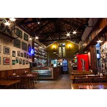 Restaurante / Bar Próx À Faculdade São Judas Na Mooca