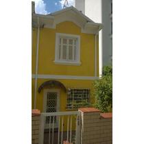 Casa - Coração Da Vila Mariana - Comercial Ou Residencial