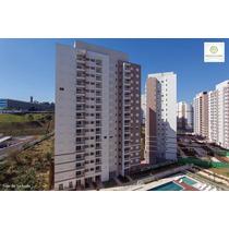 Jardins Da Cidade, 2 Dorms C/ Suíte, 58m2, 1 Ou 2 Vagas