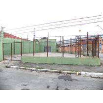 Locação Terreno Comercial Rua Dos Trilhos - Móoca