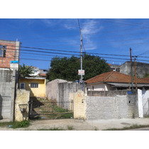 Terreno Vila Curuça Com Casas Antigas Terreno 415m2