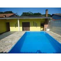 Casa Com Piscina A 400 Metros Da Praia - Jd.jamaica