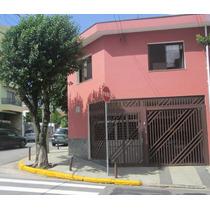 Sobrado Residencial À Venda, Santa Maria, São Caetano Do Sul. - Codigo: So16511 - So16511
