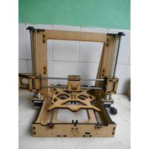 Kit Estrutural Graber I3 - Impressora 3d Reprap Prusa Mendel