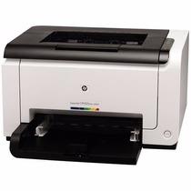 Impressora Laserjet Colorida - Hp Cp1025 - Frete Grátis