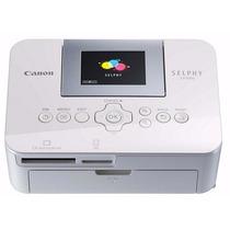 Impressora Fotográfica Canon Selphy Cp1000 1 Ano Garantia Nf