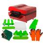Prensa 3d Vácuo Kit Completo Sublimação - Estampa 10 Canecas