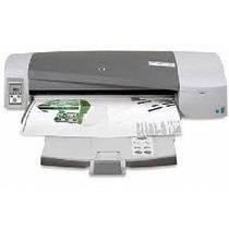 Plotter De Impressão Hp Designjet 111 - Colorida Com Rolo A1