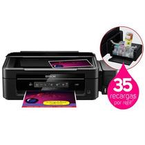 Impressora Mult. Wireless Deskjet L365 Epson # 7209