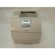 Impressora Lexmark Optra T632n Com Toner Fusor Zero!!!