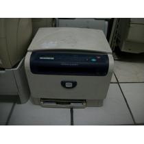 Multifuncional Laser Colorida Xerox Phaser 6110mfp Com Nota
