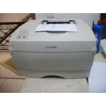 Impressora Laser Lexmark T 420 Perfeita Com Nota Fiscal