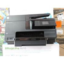 Multifuncional Hp 8610 Nova + Bulk Perfeito +tinta 4500ml
