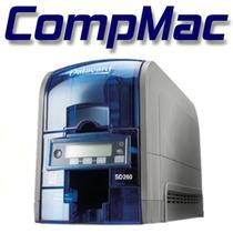 Datacard Sd260 Sp35 Compmac - Impressora Cartão Pvc Crachá