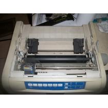 Impressora Matricial Okidata Microline 420 Perfeita Com Nota