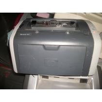 Otima Impressora Laser Hp Laserjet 1015 Perfeita Com Nota