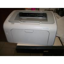 Otima Impressora Hp Laserjet P1005 Com Nota Fiscal