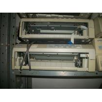 Impressora Matricial Epson Fx 880 Com Defeito
