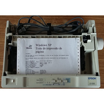 Promocao Do Mes: Impressora Lx-300 Lx 300 Lx300 Curitiba Pr.