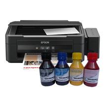 Impressora Sublimatica Epson L210 Tanque De Tinta + 400ml