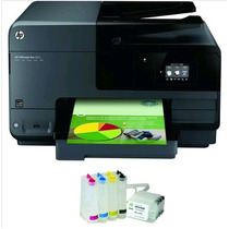 Multifuncional Hp Officejet Pro 8610 C/ Bulk