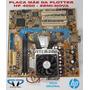 Placa Lógica Da Plotter Hp 4000 - Q1271-60225