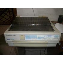 Impressora Matricial Epson Lq 570+completa (24 Agulhas)