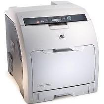 Impressora Hp Color Laserjet 3600n 60,00 Peças E Partes.