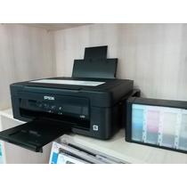 Impressora Multifuncional Epson L210 Tanque De Tinta Bulk-in