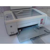 Impressora Hp Photosmart C3180 Com Cartucho Preto Cheio