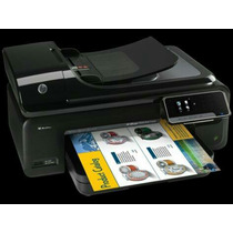 Vendo Hp Officejet 7500a Multifuncional, print, Fax, Scan