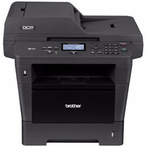 Multifuncional Brother Dcp8157dn + Toner P/ 24.000 Pgs + Nf