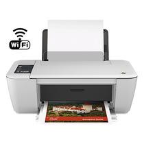 Impressora Hp Multifuncional Wi-fi / Scanner Jato Tinta 2546