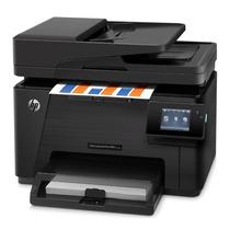 Multifuncional Laserjet Pro Colorida Hp M177fw A4+ Cz165a