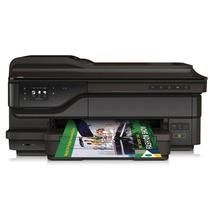 Impressora Multifuncional A3 Color Hp Oj 7612 Imp/copia/dig