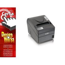 Impressora Térmica Não Fiscal Vox Elgin Usb