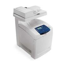 Multifuncional Laser Color Xerox 6180mfp Com Toner Garantia