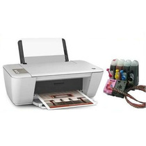 Multifuncional Wi-fi Hp 2546 C/ Bulk Ink + 400ml De Tinta !