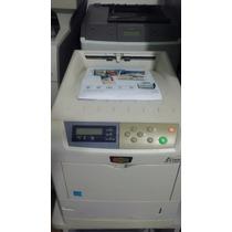 Impressora Kyocera Laser Color Alto Rendimento Fs_c5025n