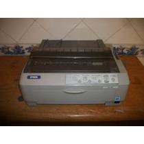 Impressora Matricial Epson Lq 590 Completa (24 Agulhas)