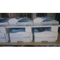 Impressora Multifuncional Ricoh Aficio Mp201 Novas Na Cx