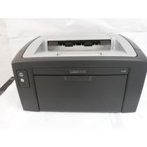 Impressora Laser Lexmark E-120 Funcionando Com Garantia