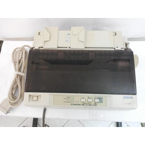 Impressora Matricial Epson Lx-300 Completa E Perfeita