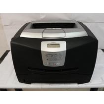 Impressora Laser Lexmark E 342n E342 E342n Com Nota Fiscal