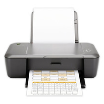 Hp Impressora Color Deskjet 1000 J110a