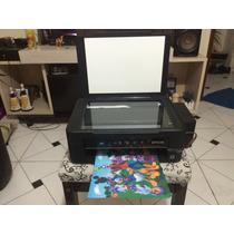 Impressora Epson Xp 214 Com Bulk Mais 400ml De Tinta